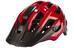 Kask Rex  helm rood/zwart